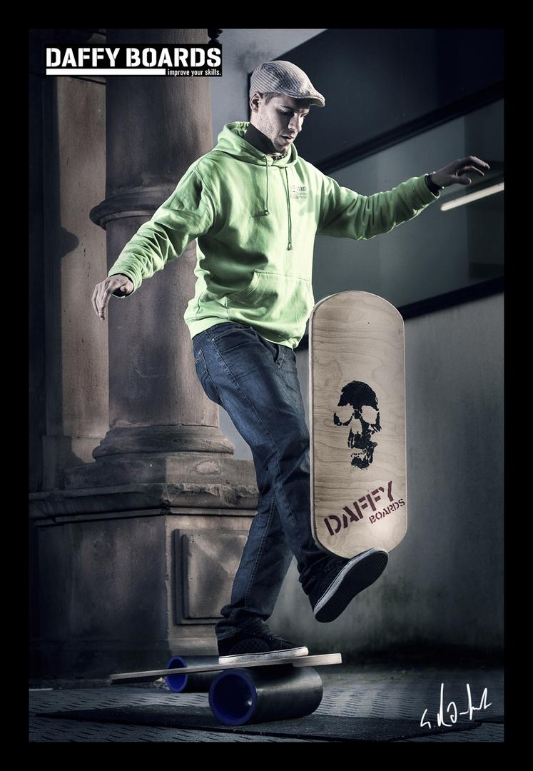 DAFFY BOARD