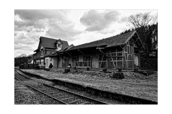Dahlhausen an der Wupper
