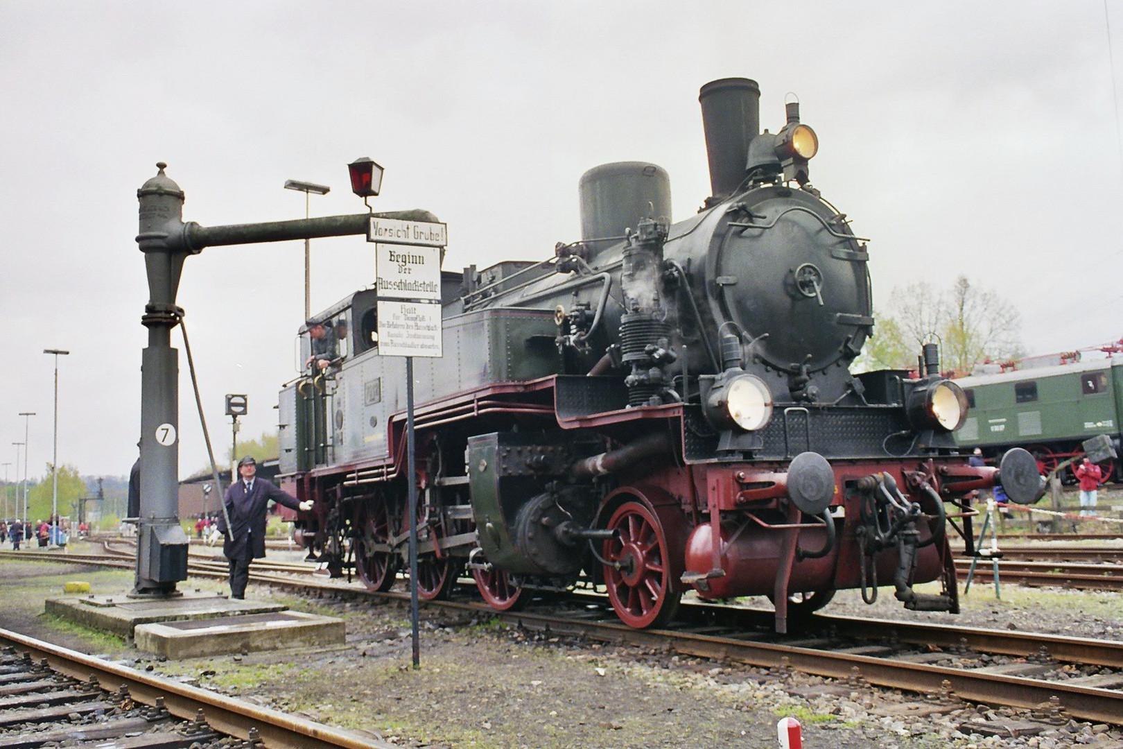 Dahlhausen und die Preussen