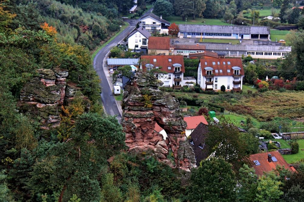 Dahner Felsenpfad (3)