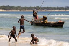 Daily life in Malindi