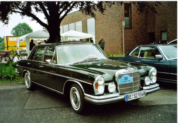 Daimler Benz 280 SE baujahr '70