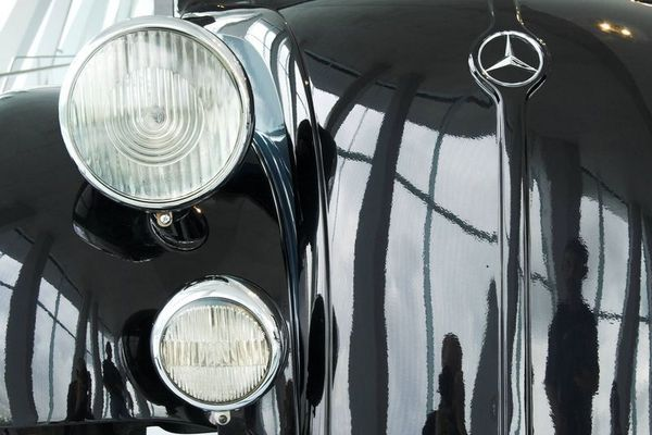 Daimler Benz Museum #1