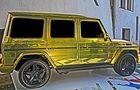 Daimler in Gold