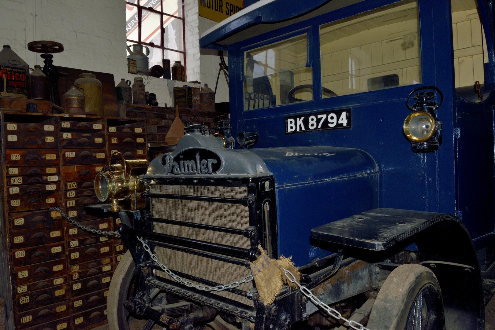 Daimler - Kulanzreparatur abgelehnt.