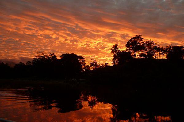 Daintree River Sunrise
