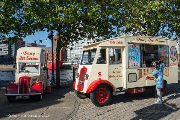 Dairy Ice Cream Cars