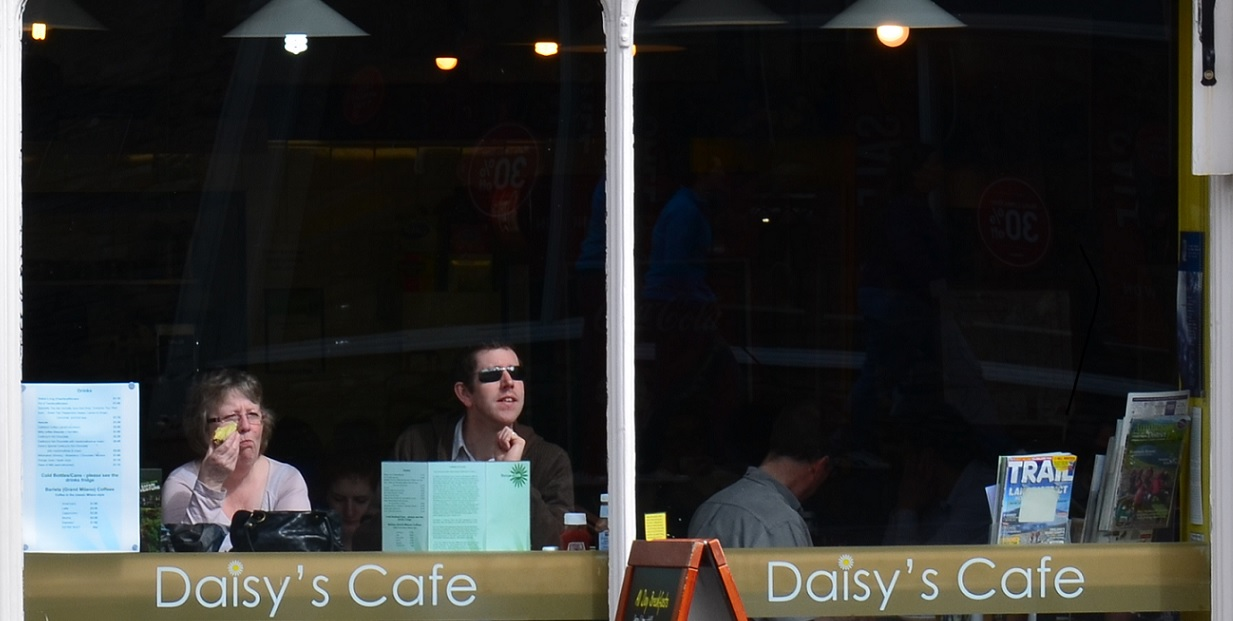 Daisy's Café in Ambleside