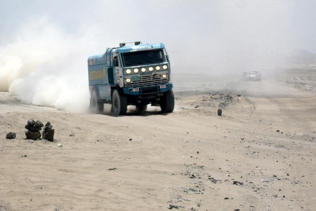 Dakar 2012 -3