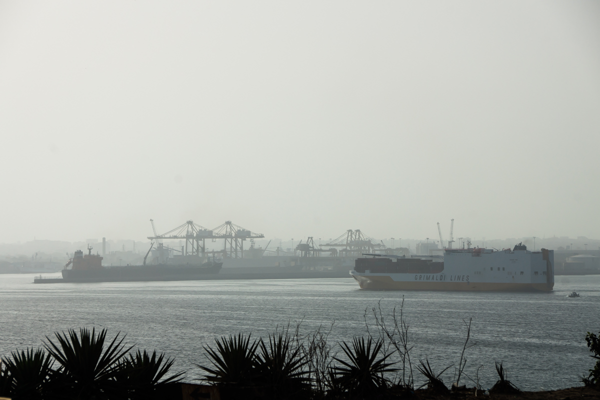 Dakar maritime IV