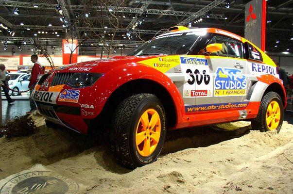 Dakar Sieger 2005