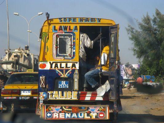 Dakar taxibus