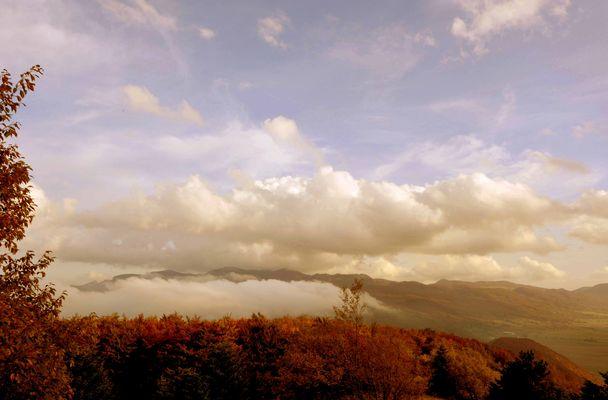 Dal Monte Porrara (Parco Nazionale della Majella)