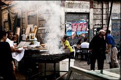 """Dal """"ventre di Palermo"""", ancora colori, suoni, odori, sapori"""