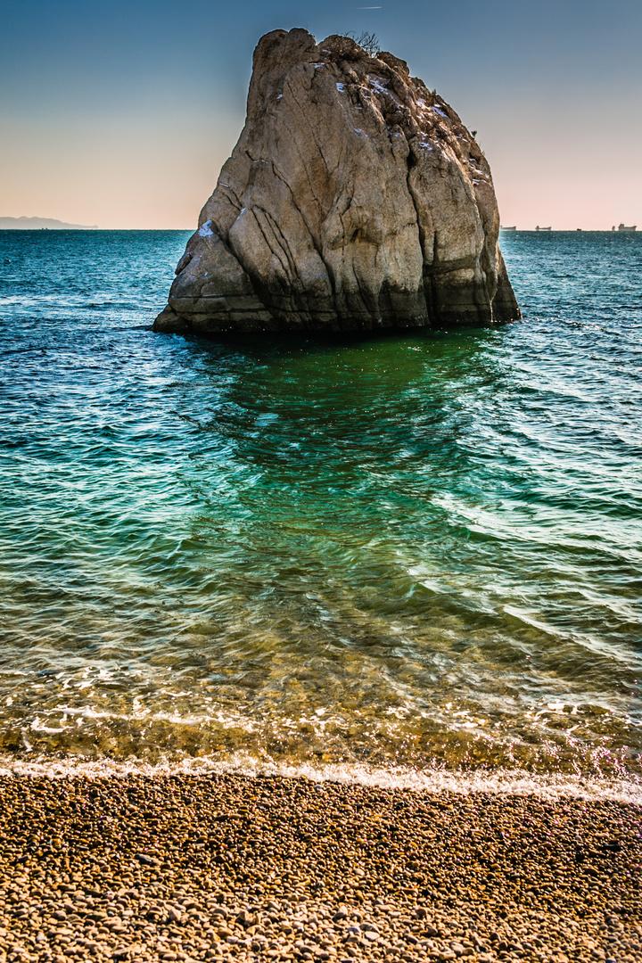 Dalian DDA Beach