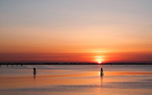 Dalla Laguna di Chioggia...