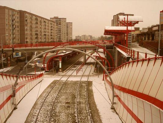 Dalla Stazione di Praga