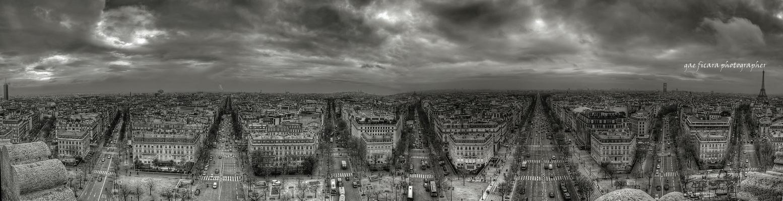 Dall'Arc de Triomphe