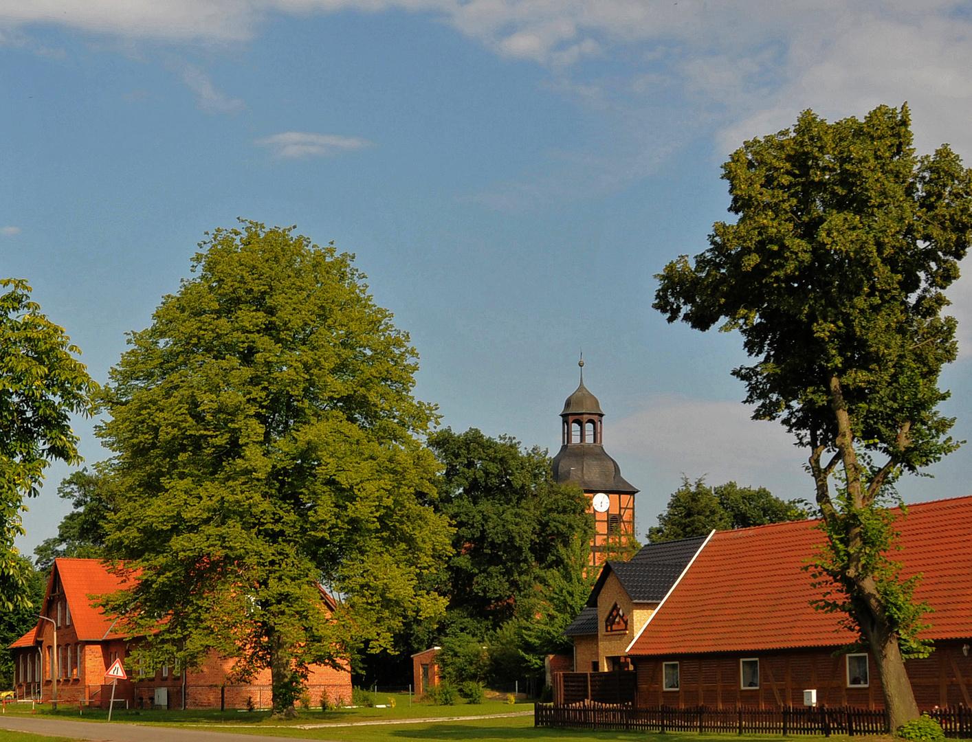 Dallmin alte Schule 2012