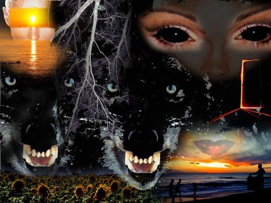Dall'oscurità di un profono sguardo...