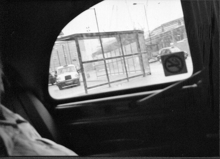 Damals als ich noch mit dem Taxi London eroberte