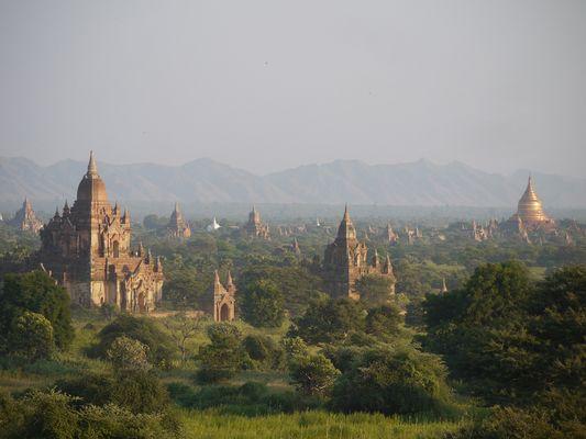 Damals in Bagan