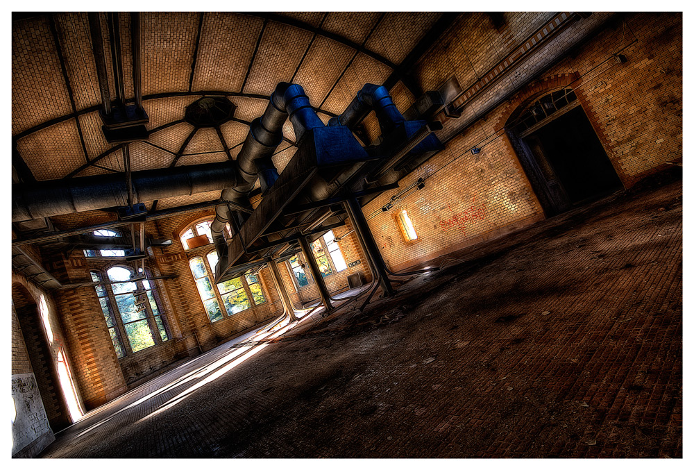 Damals in Beelitz