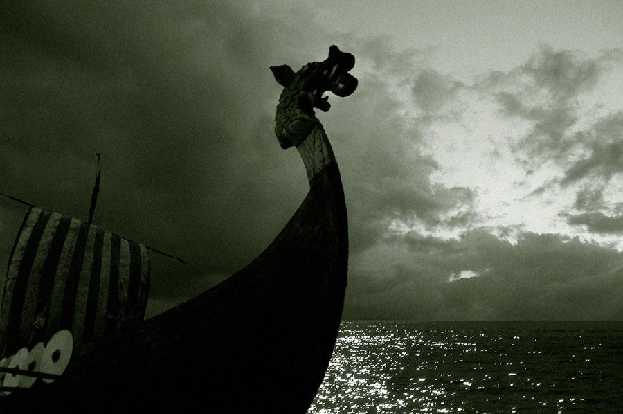 damals .............the Vikings