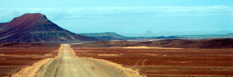 Damaraland Trip