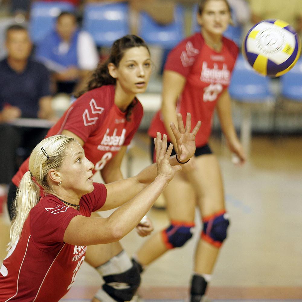 Damen belegen Platz 4 beim Turnier in Frankreich