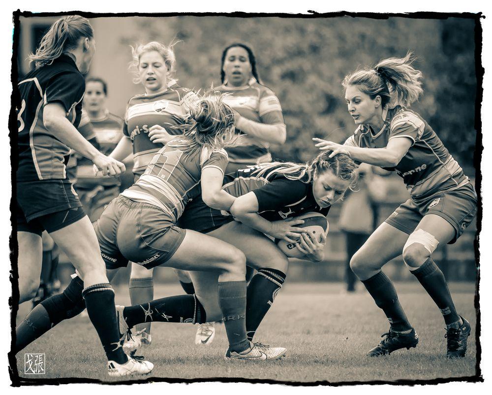 Damen Rugby-Impressionen #2