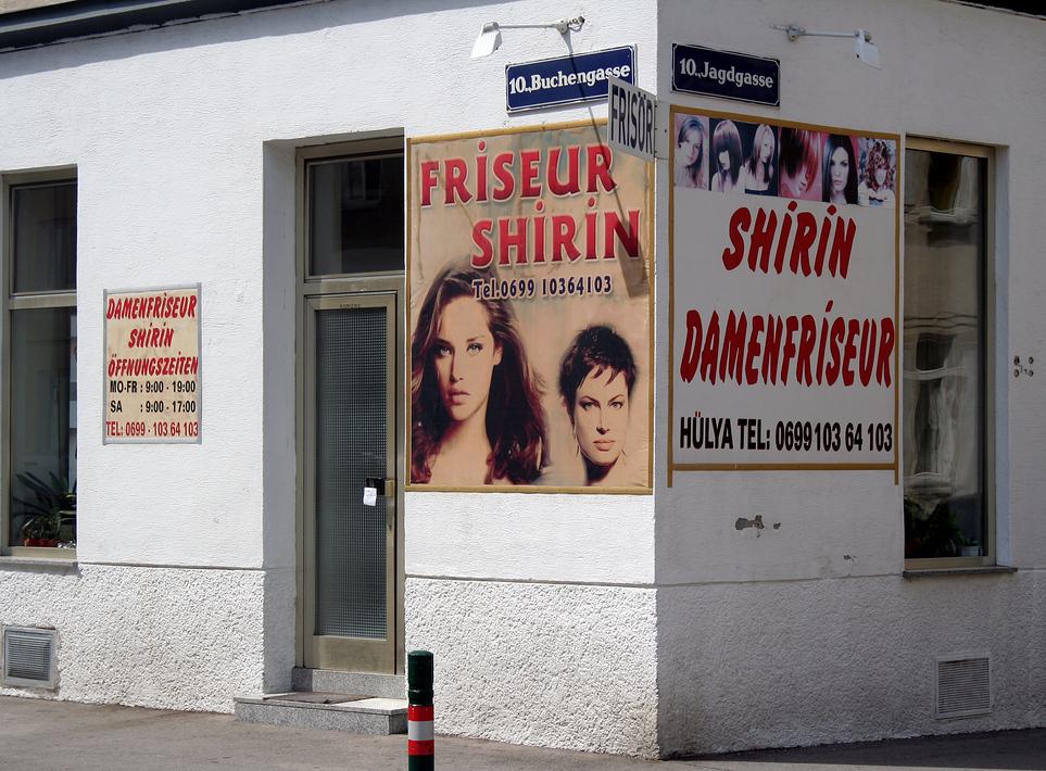 Damenfriseur Shirin
