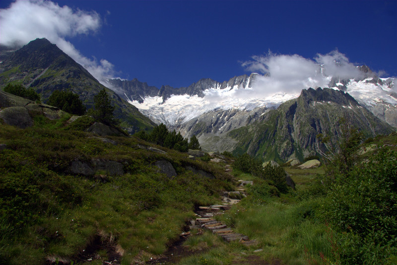Damma-Gletscher