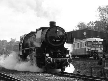 Historische Eisenbahnen