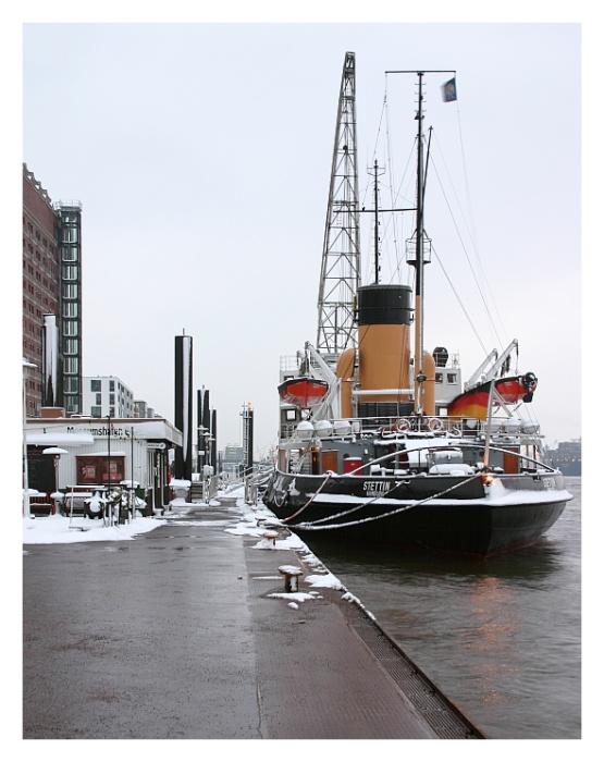 Dampf-Eisbrecher Stettin