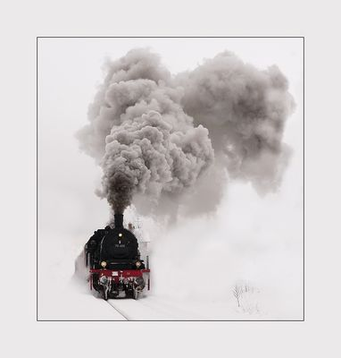 Dampf & Schnee