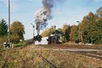 Dampf-Spektakel in Mücka