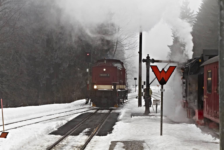 Dampf und Diesel