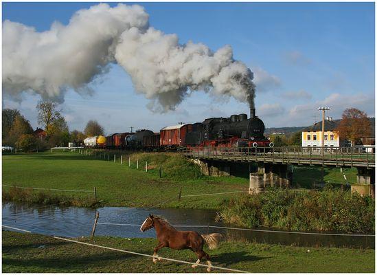 Dampf und Rosspower II