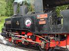 Dampf-Zahnradbahn