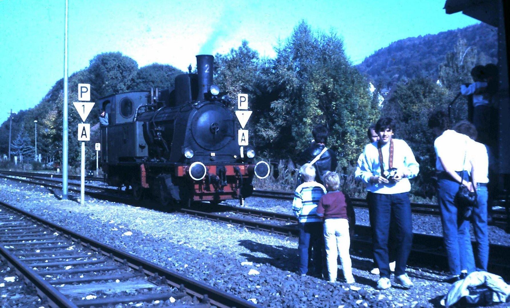 Dampfbahn Fränkische Schweiz (2)
