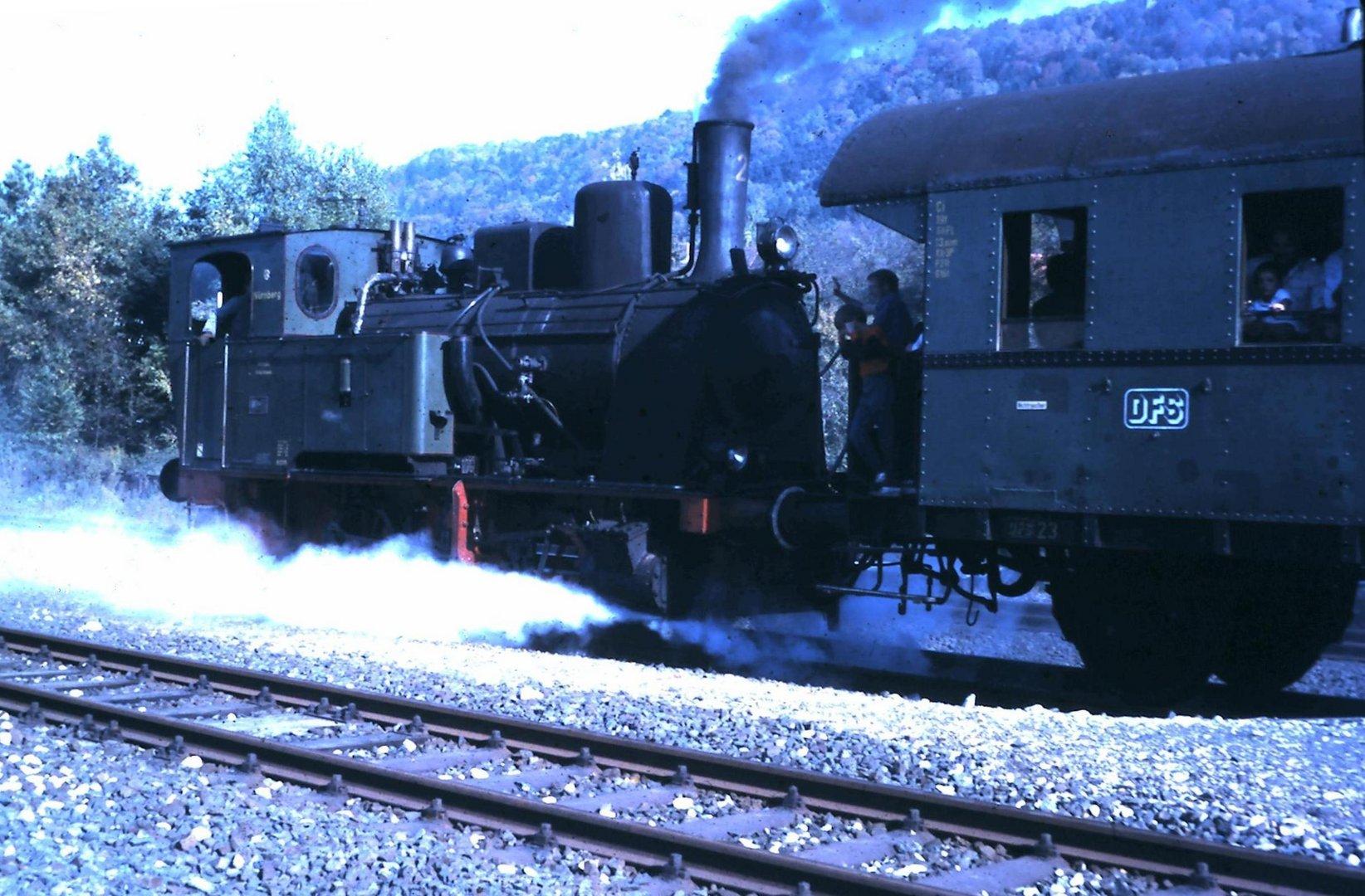 Dampfbahn Fränkische Schweiz (3)