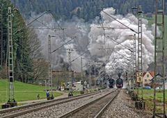 Dampfbahnromantik im 21.Jh.