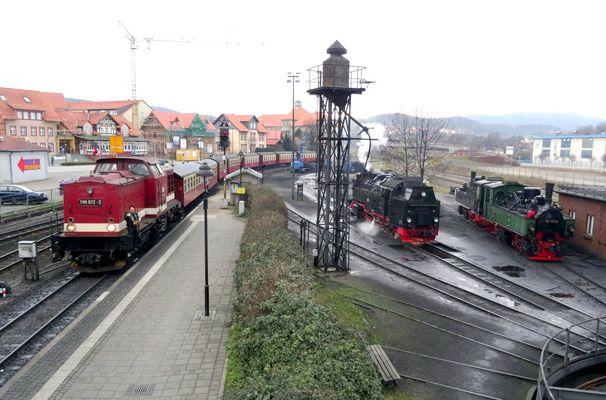 Dampfbetriebswerk Wernigerode