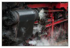 dampfende Hespertalbahn