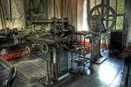--- Dampfgetriebene Maschinen / Die Fräsbank ---