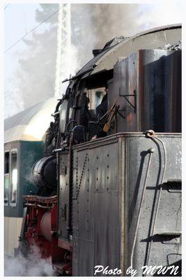 Dampflock von Triberg nach St.Georgen