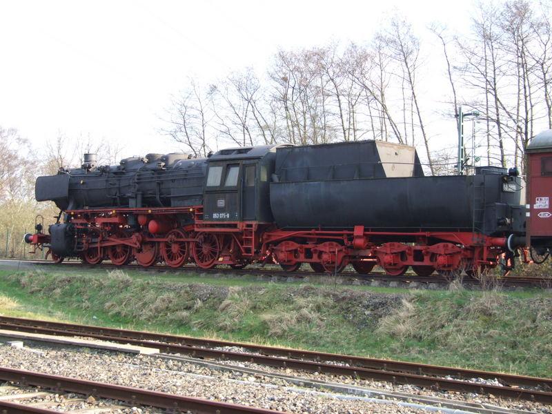 Dampflok 053