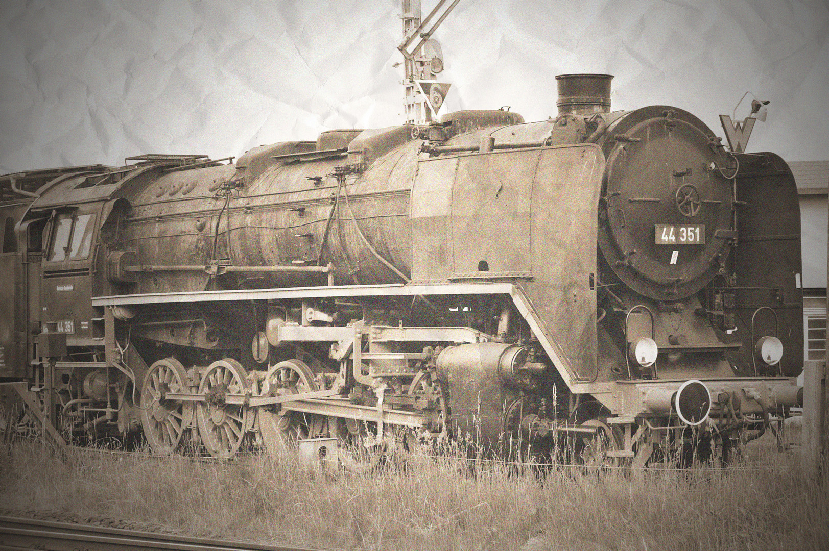 Dampflok 2 (Historisch)
