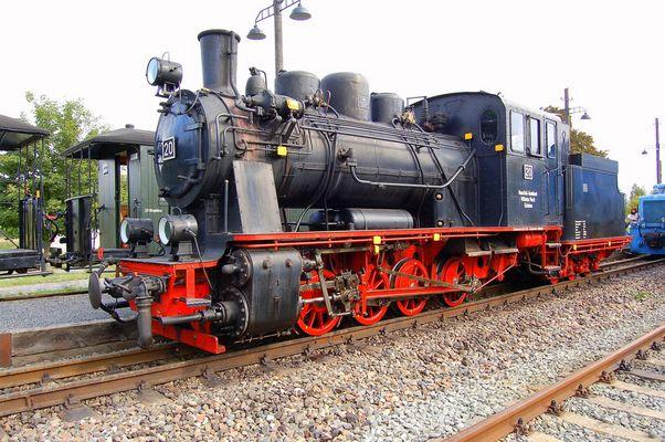Dampflok 20